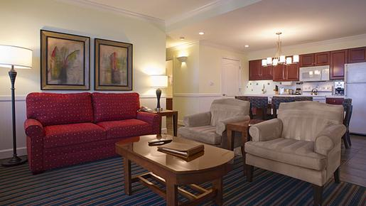 Grand Beach - Lake Buena Vista - Living room