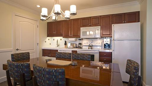 Grand Beach - Lake Buena Vista - Kitchen
