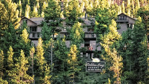 The Historic Crags Lodge - Estes Park - Building