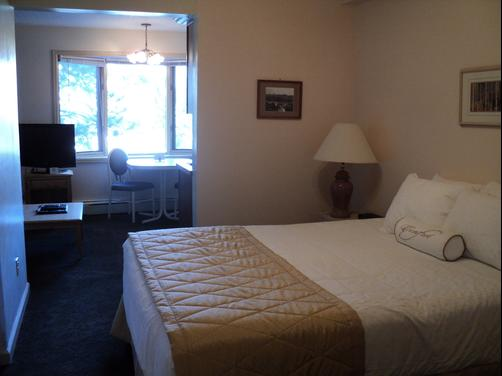 The Historic Crags Lodge - Estes Park - Bedroom