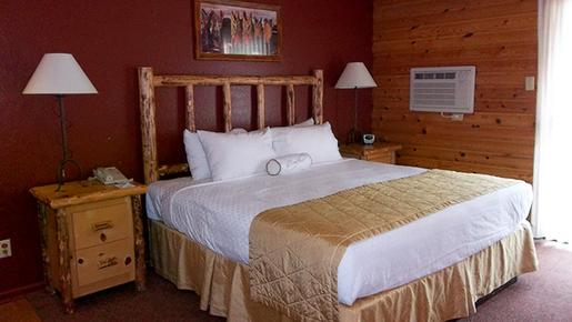 Kohl's Ranch Lodge - Payson - Bedroom