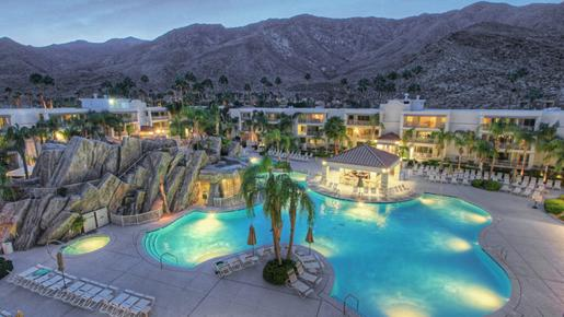 Palm Canyon Resort - Palm Springs - Pool