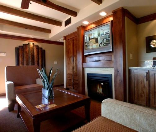 Sedona Summit Resort - Sedona - Living room