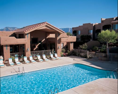 Sedona Summit Resort - Sedona - Pool