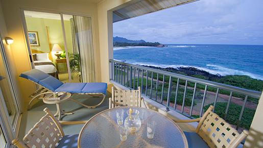 The Point at Poipu - Koloa - Balcony