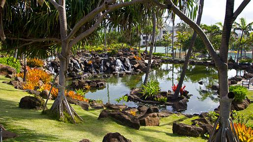 The Point at Poipu - Koloa - Patio