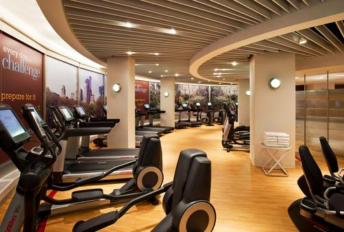 Sheraton New York Times Square Hotel - New York - Gym