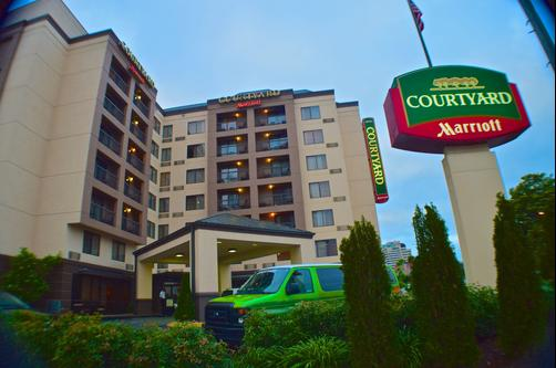 Courtyard by Marriott Nashville Vanderbilt-West End - Nashville - Building