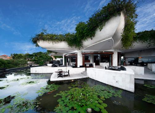 Ayana Resort and Spa Bali - Jimbaran - Restaurant