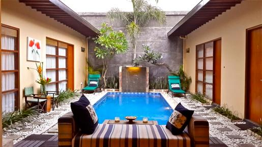 The Vie Villa - Seminyak - Pool