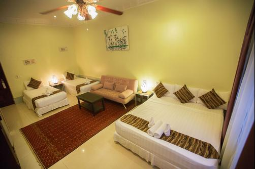 Coolabah - Sihanoukville - Living room