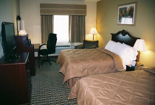 Comfort Inn - Olathe - Queen bedroom