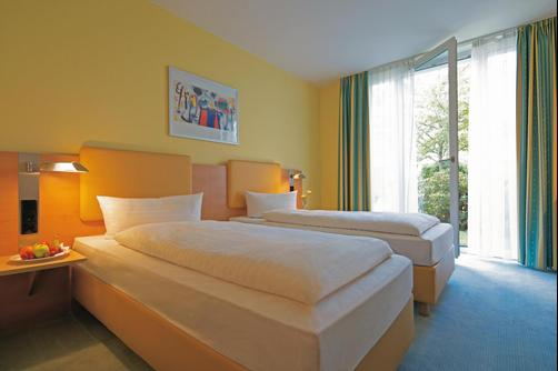 InterCityHotel Düsseldorf - Dusseldorf - Double room