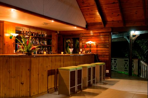 Acajou Beach Resort - Praslin Island - Bar