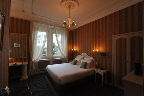 Best Western Hotel d'Anjou - Angers - Queen bedroom