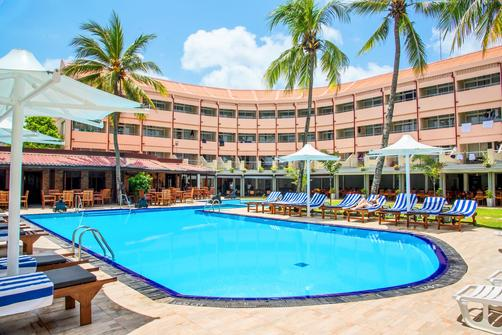 Paradise Beach Hotel - Negombo - Pool