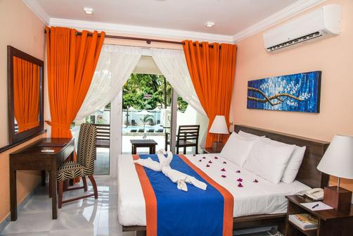 Paradise Beach Hotel - Negombo - Double room