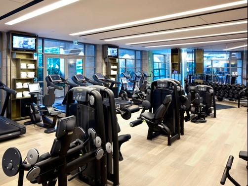 The David Citadel Hotel - Jerusalem - Gym