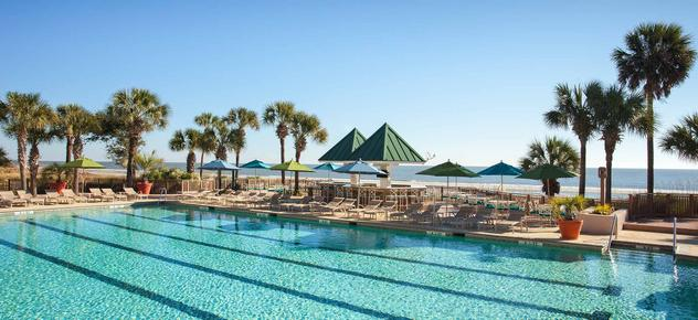 Hilton Head Marriott Resort & Spa - Hilton Head - Pool