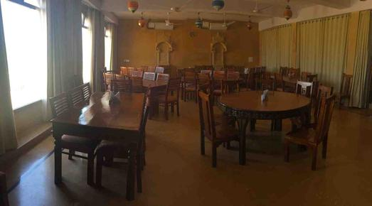 Golden Haveli - Jaisalmer - Restaurant