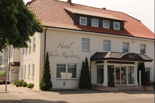 Hotel Heide Residenz - Paderborn - Outdoors view
