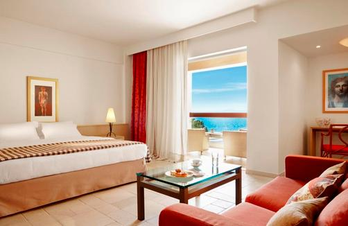 Eagles Palace - Ouranoupoli - Bed