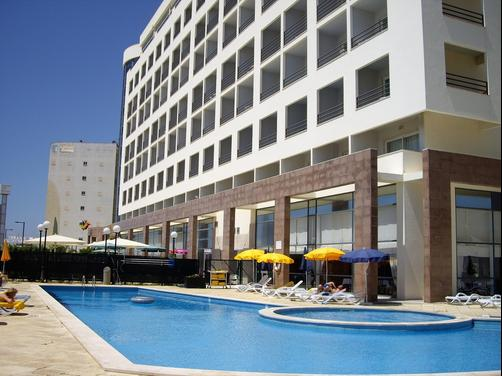 Ever Caparica Beach & Conference Hotel - Costa Caparica - Building