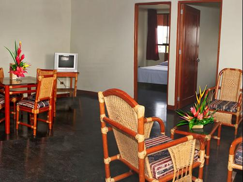Amazon Apart Hotel - Iquitos - Bedroom