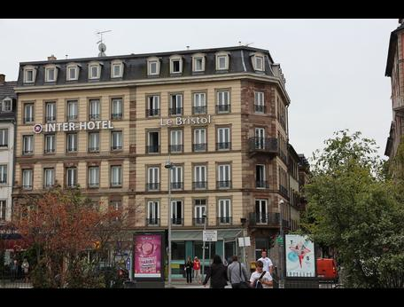 inter hotel le bristol strasbourg strasbourg hotels from 69 kayak. Black Bedroom Furniture Sets. Home Design Ideas