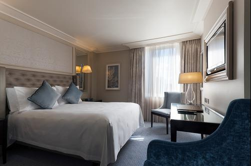Waldorf Astoria Edinburgh-The Caledonian - Edinburgh - Bedroom