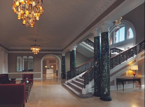 Waldorf Astoria Edinburgh-The Caledonian - Edinburgh - Lobby