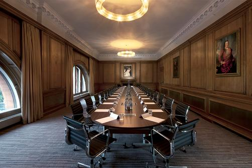 Waldorf Astoria Edinburgh-The Caledonian - Edinburgh - Conference room