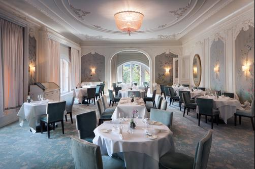 Waldorf Astoria Edinburgh-The Caledonian - Edinburgh - Restaurant