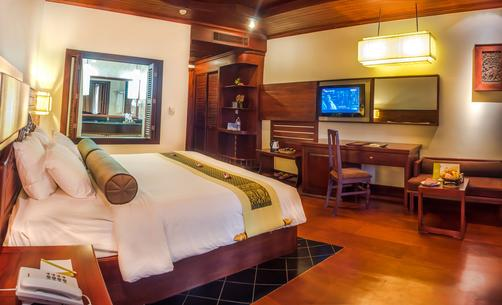 Borei Angkor Resort & Spa - Siem Reap - Bedroom