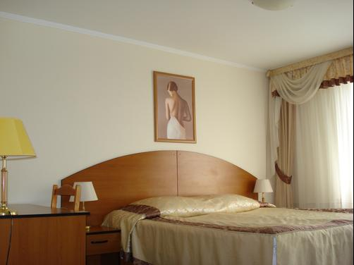 Sayany Hotel - Moscow - Bedroom