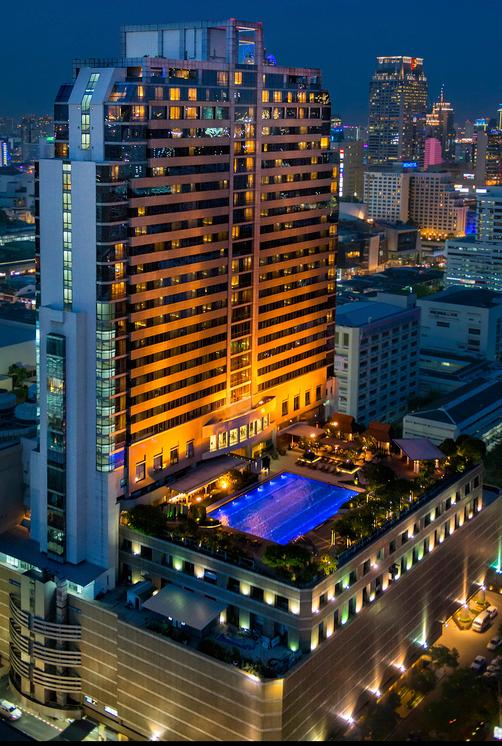 Pathumwan Princess Hotel - Bangkok - Building