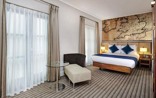DoubleTree by Hilton Hotel London - Docklands Riverside - London - Bedroom