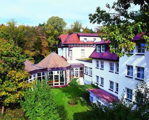 Parkhotel Diani - Leipzig - Outdoors view