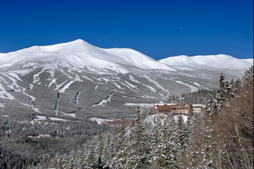 The Lodge at Breckenridge - Breckenridge - Outdoors view