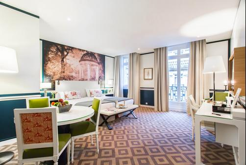 Fraser Suites Le Claridge Champs-Elysees - Paris - Double room