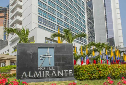 Hotel Almirante Cartagena Colombia - Cartagena - Attractions
