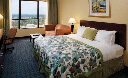 Wyndham Lake Buena Vista Resort, in the Walt Disney World Resort - Lake Buena Vista