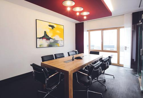 Rostock Apartment Living Hotel - Rostock - Conference room