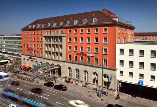 InterCityHotel München - Munich - Outdoors view