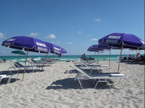 Boulan South Beach - Miami Beach - Beach