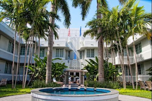 SBH South Beach Hotel - Miami Beach - Outdoors view