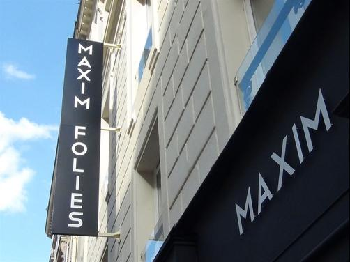Hotel Maxim Folies - Paris - Building