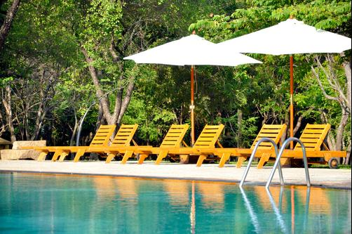 Amaya Lake - Dambulla - Pool
