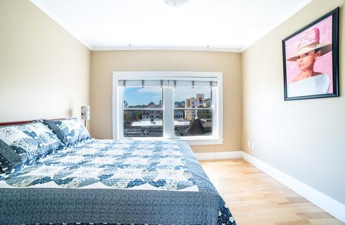 Hollywood Attractions Apartment - Los Angeles - Bedroom