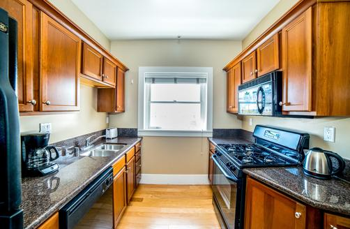 Hollywood Attractions Apartment - Los Angeles - Kitchen